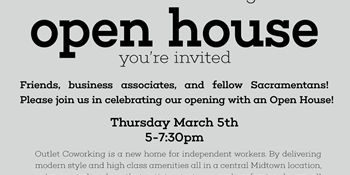 Outlet Coworking Open House
